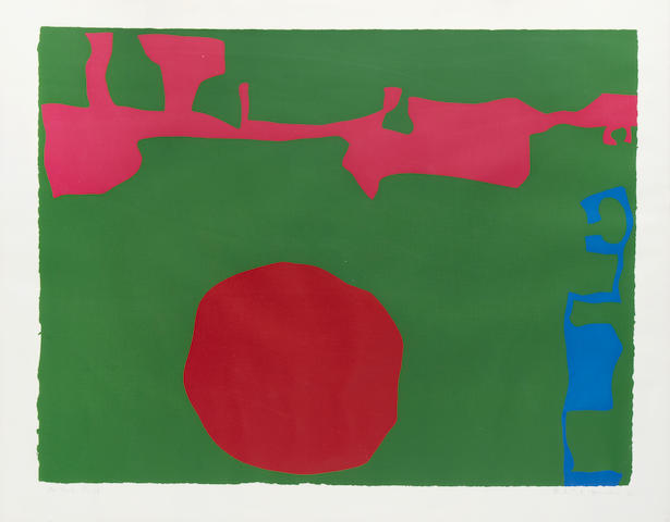 Patrick Heron (British, 1920-1999) Untitled