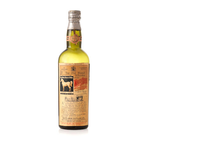 White Horse-Bottled 1934