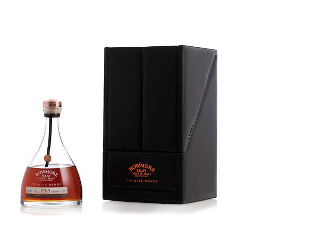 Bowmore Premier-Over 42 year old-1965