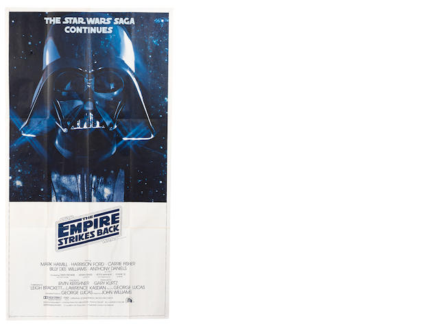 The Empire Strike Back, Lucasfilm/ Twentieth Century Fox, 1980,