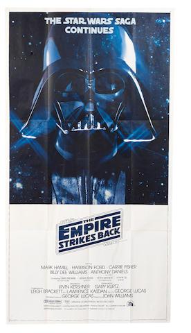 The Empire Strike Back, Lucasfilm/ Twentieth Century Fox, 1980,
