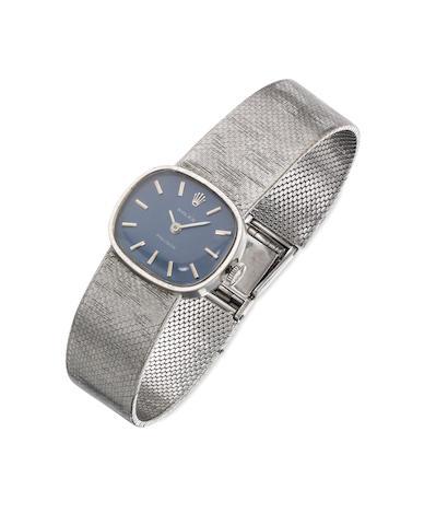 A lady's wristwatch, by Rolex, 1972