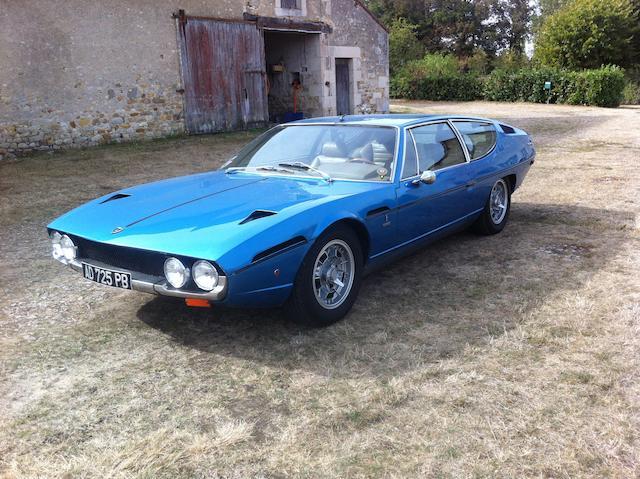 1970 Lamborghini Espada Coupé Bertone,