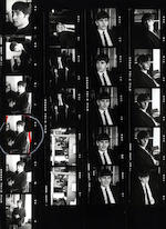 The Beatles: A large collection of approximately one-thousand photographic negatives and contact sheets, 1960s,