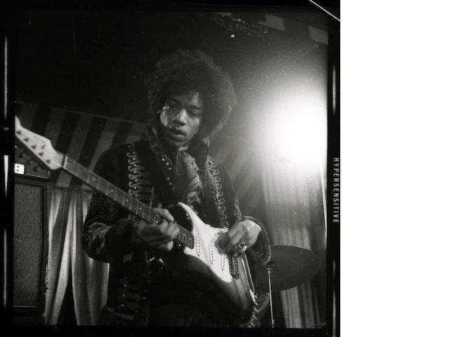 The Jimi Hendrix Experience: A collection of photographs, 1967-1970,