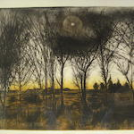Willam Hoyle, Winter trees