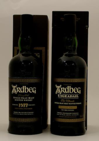 Ardbeg-1977<BR /> Ardbeg Uigeadail