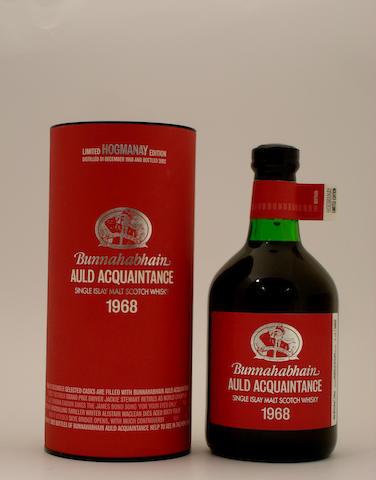 Bunnahabhain Auld Aquaintance-1968