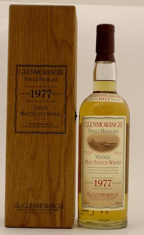 Glenmorangie Vintage-21 year old-1977