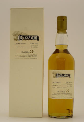 Cragganmore-29 year old-1973