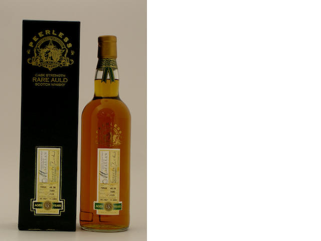 Macallan-35 year old-1967