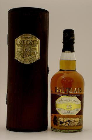 Balblair-33 year old