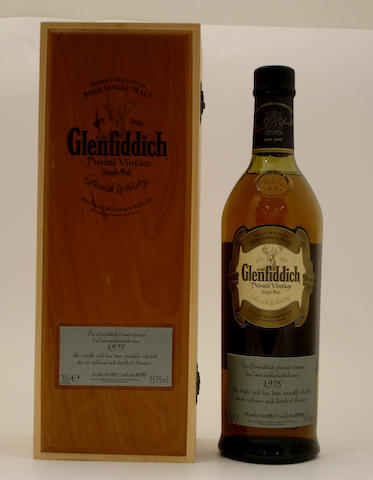 Glenfiddich Private Vintage-1975