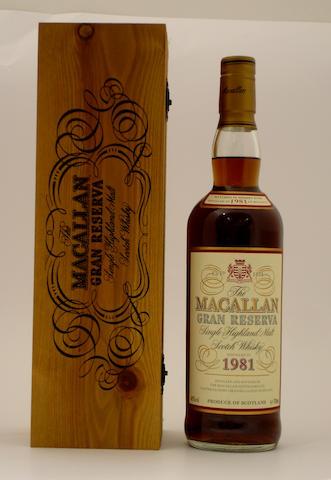 Macallan Gran Reserva-1981
