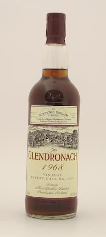 The Glendronach Vintage Cask-1968