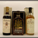 Ballantine's-30 year old<BR /> Ballantine's-18 year old<BR /> Ballantine's Founders Reserve