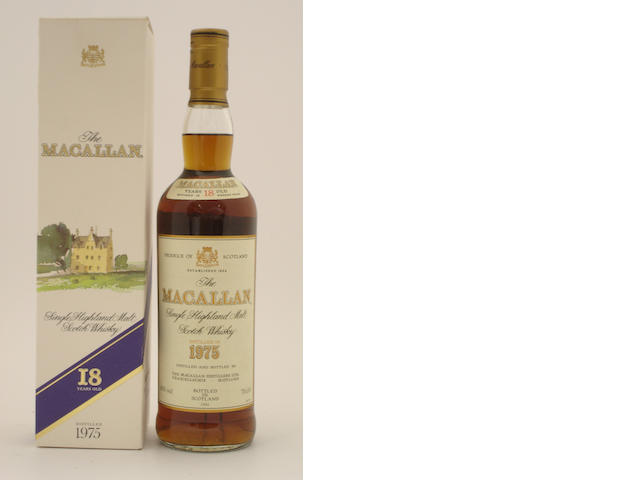 The Macallan-18 year old-1975