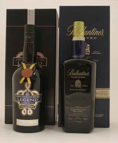Chivas Brothers Legend  Ballantine's Limited
