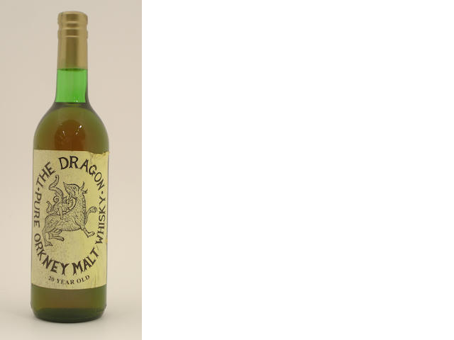 The Dragon Orkney Malt-20 year old