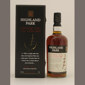 Highland Park-35 year old-1968