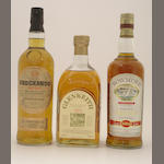 Knockando-1976<BR /> Glen Keith-Pre 1983<BR /> Bowmore-1984
