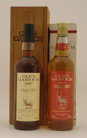 Glen Garioch-1967<BR /> Glen Garioch-1984