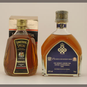 Something Special De Luxe.  Chivas Queen's Award-1995