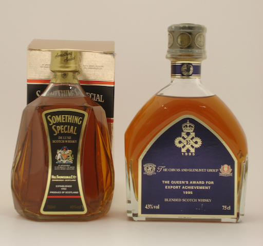 Something Special De Luxe  Chivas Queen's Award-1995