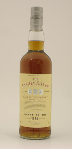 Bunnahabhain The Family Silver-1968