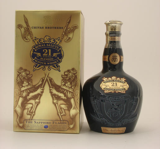 Royal Salute-21 year old