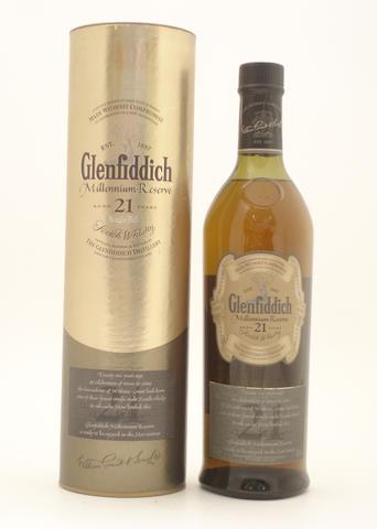Glenfiddich Millennium Reserve-21 year old (2)