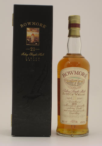 Bowmore-21 year old-1973