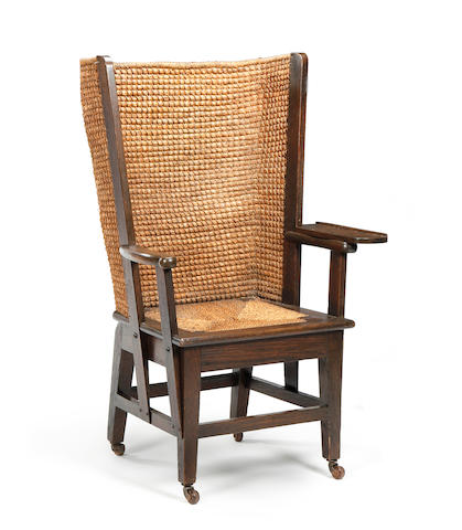 An Orkney chair 20th century