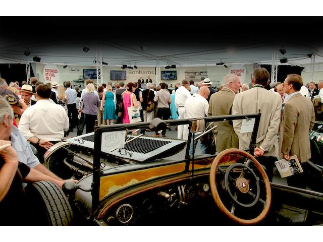 Bonhams at the Goodwood Revival 20120