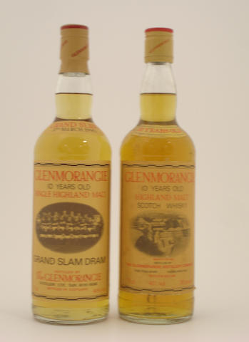 Glenmorangie Grand Slam Dram-10 year old<BR /> Glenmorangie-10 year old