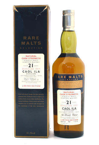 Caol Ila-21 year old-1977