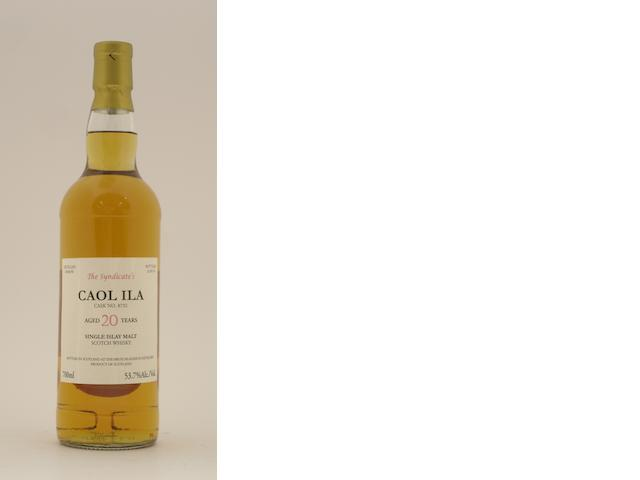 Caol Ila-20 year old-1990 (4)