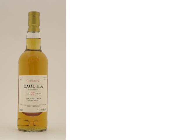 Caol Ila-20 year old-1990 (6)