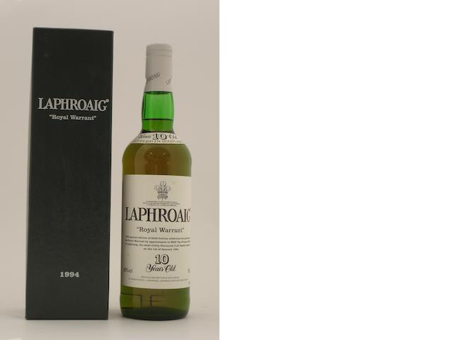 Laphroaig Royal Warrant-1994