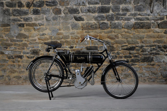 1914 Magnat-Debon 'Motocyclette 3 HP 1/4' Engine no. 2410