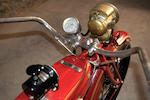 1916 Indian 1000cc Power-Plus v-Twin Engine no. 87J948