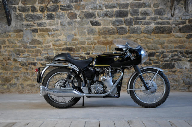 1963 Velocette 500cc Venom Engine no. VM5600