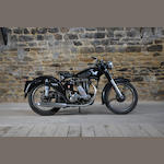 1948 Matchless 350cc G3L Frame no. 4512480R (Restamped) Engine no. 41G3L703354