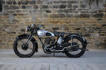1938 Norton 490cc 16H Frame no. 81510 Engine no. W84180