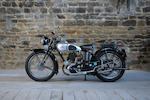 1934 Norton 650cc Big Four Engine No. 8204
