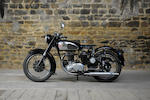 1952 BSA 650cc A10 Frame No. ZA7S33512 Engine No. ZA1016785