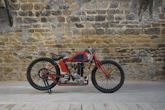 c.1930 San Sou Pap 350 Culbuté Coursifiée'