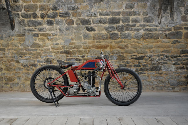 1930 San Sou Pap 250cc SS25A coursifiée