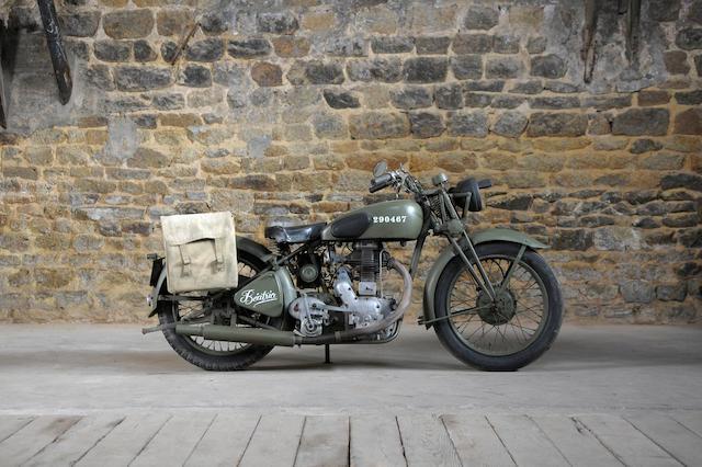 1939 Royal Enfield 350cc M Militaire
