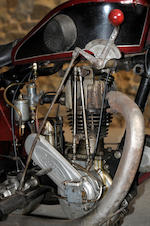 1930 Stylson 350cc RH Frame No. 250 Engine No. CS1688